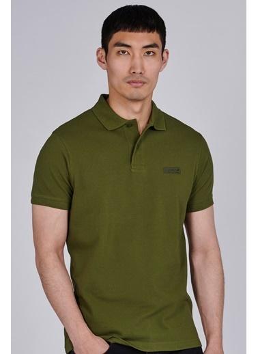 Barbour B.Int. Essential Polo Yaka Gn16 Vıntage Green Yeşil